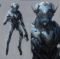 Genbot 1 body by BenMauro