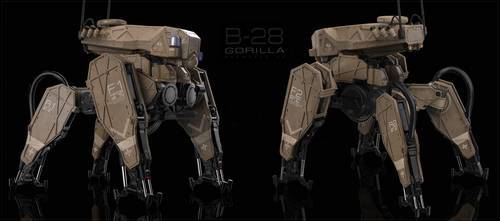 Gorilla Tank ortho