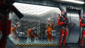 ELYSIUM - Prison