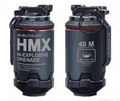 ELYSIUM - Grenade by BenMauro