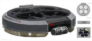 ELYSIUM - UAV by BenMauro