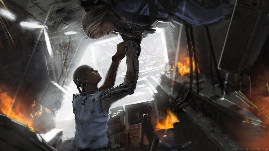 ELYSIUM - Rescue by BenMauro