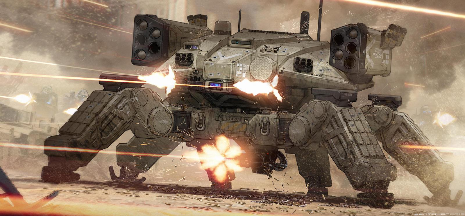 Crab Tank (BRRRRRRRRTT!)