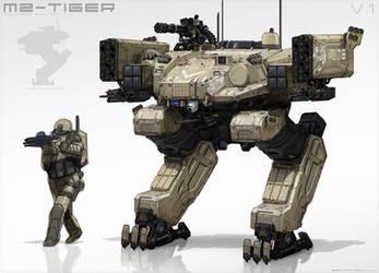 M2-TIGER by BenMauro