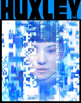 HUXLEY PART 4 Cover