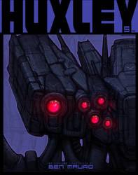 HUXLEY PART 5 Cover