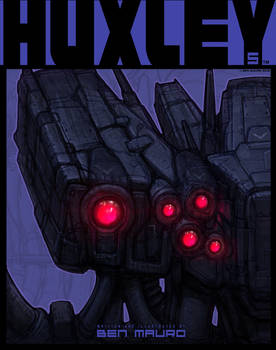 HUXLEY PART 5 Cover
