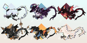 Dragon Batch 2 OTA + Auction [closed]