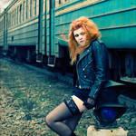 Railway by ellenrococo