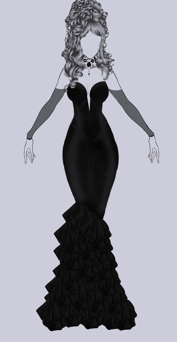 WIP - Gown