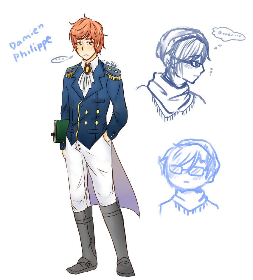 Free prince drawing