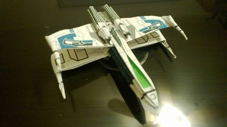 Seahawks X-Wing by taerkitty
