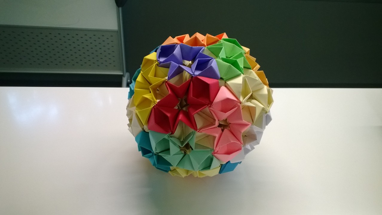 Flower Ball Ii By Taerkitty On Deviantart