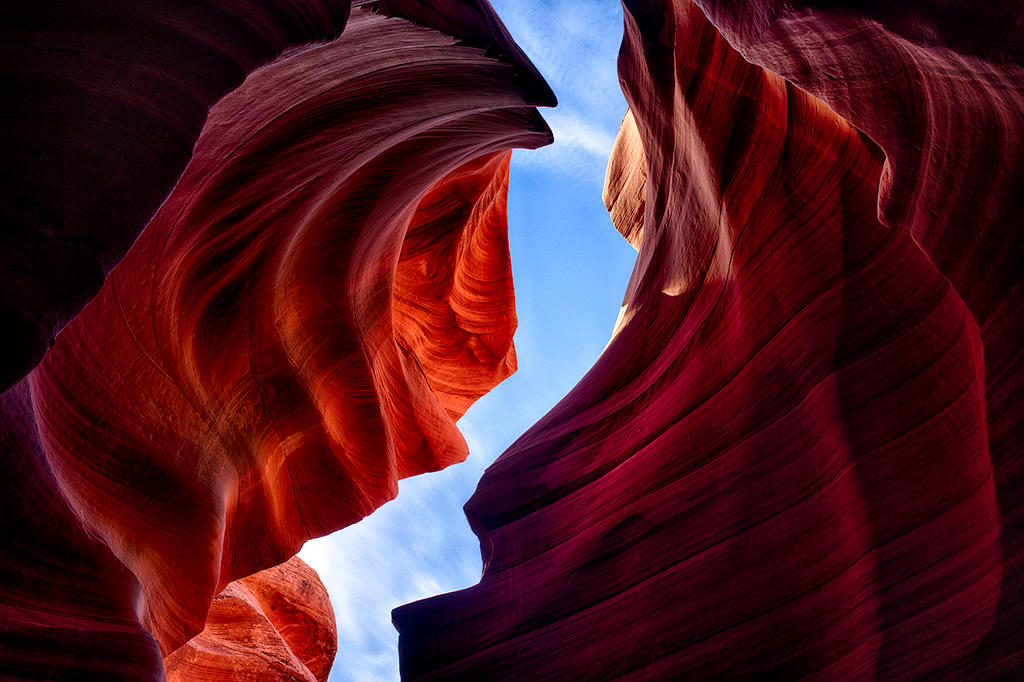 Lower Antelope Canyon by Hatch1921