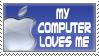 My Computer Loves Me by Devilnumber2