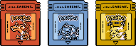 Pokemon Red/Blue/Yellow by PokeManiac-Stu