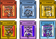 Pokemon R/B/Y and G/S/C