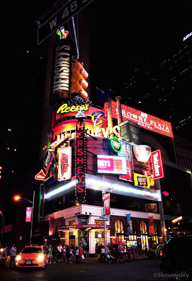 New York by SheNamesLily
