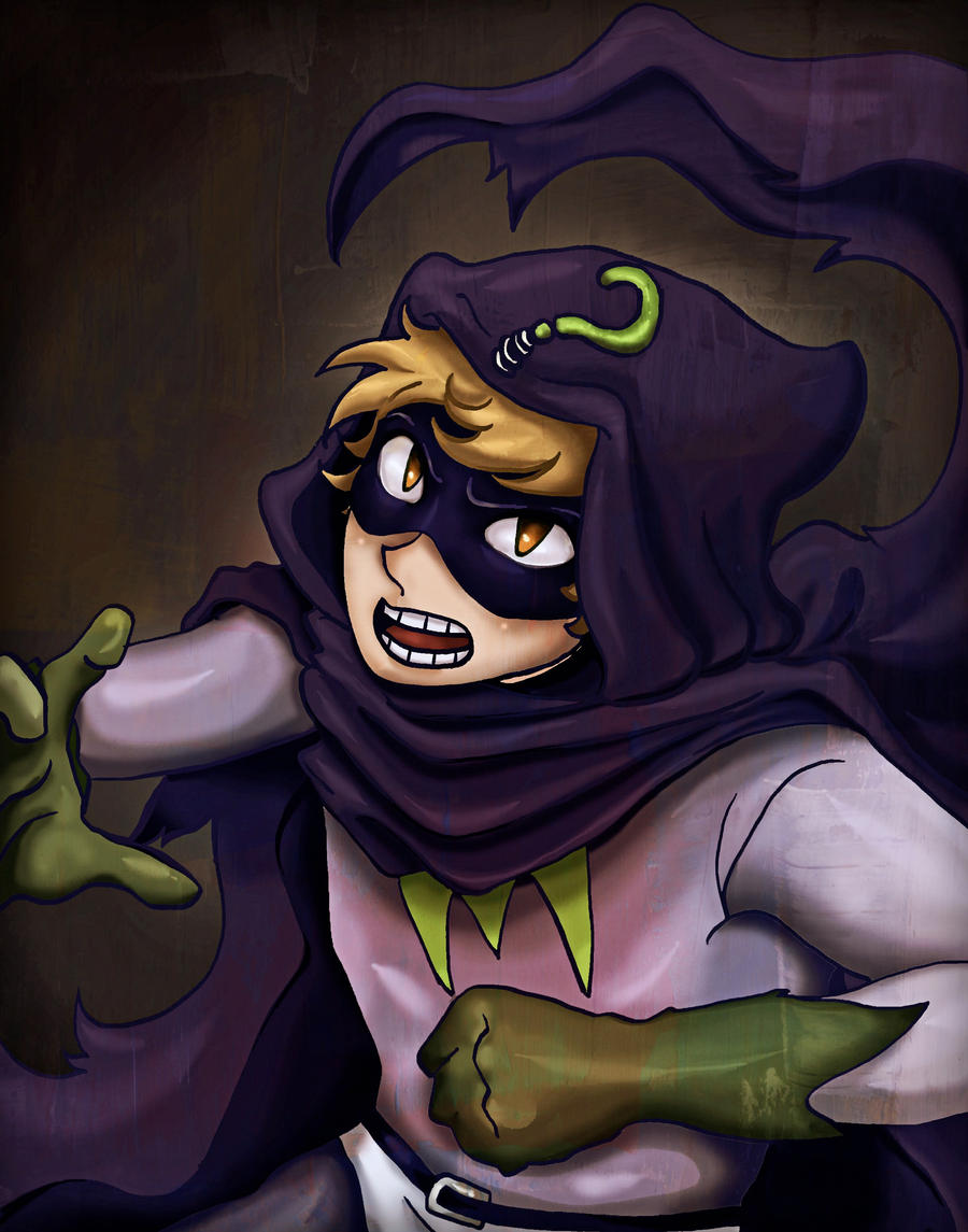 Mysterion Rises... by eviltt