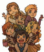 Supernatural Kids! by eviltt