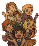 Supernatural Kids!