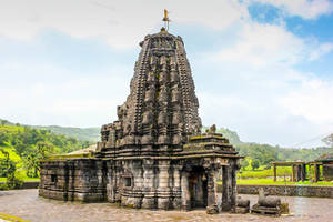 Amriteshwar temple by iboomz