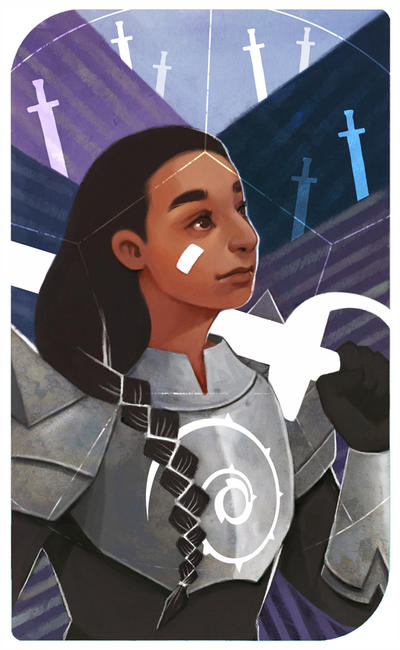 Commission: Connie by bablar