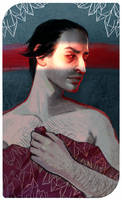 Samson romance card