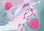 Megami - Unicorn Goddess (Animal Form)