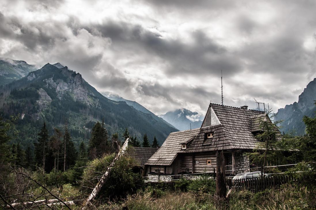 Cabin by gryniuk