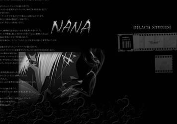 Nana wallpaper by TheGoldenDragon