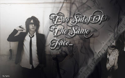 TwoSidesOfTheSameFace by TheGoldenDragon
