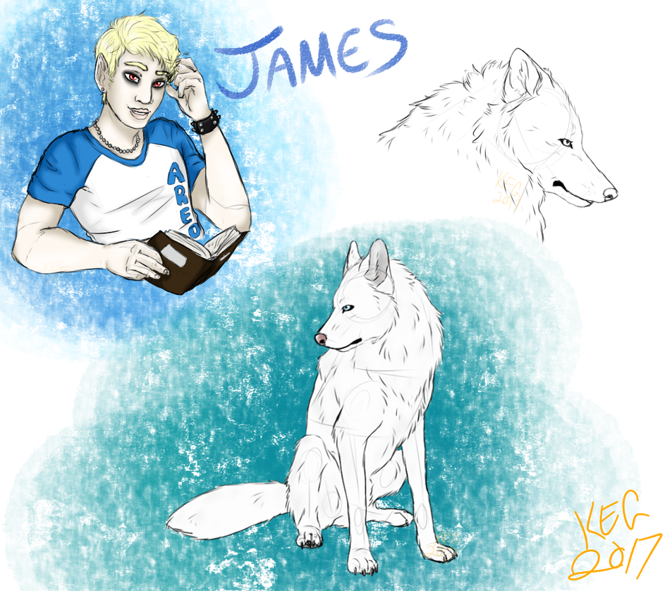 James by shadowdriver3