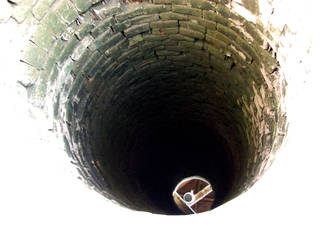 I spy infinity... and a bucket