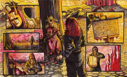 Bravelock Book 3 by sedugusella