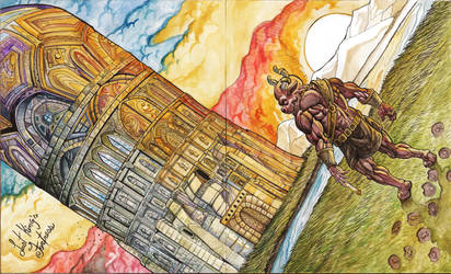 Bravelock Saga by sedugusella