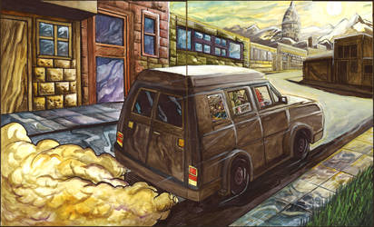 Art for Bravelock book 1 by sedugusella