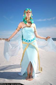 Harvest Goddess Full Dress