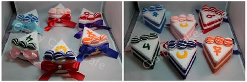 Sailor Cakes!