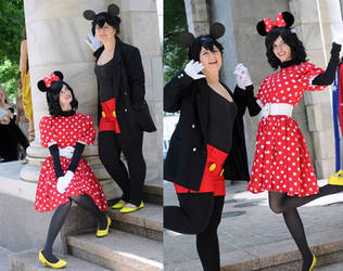 Mickey and Minnie Forever