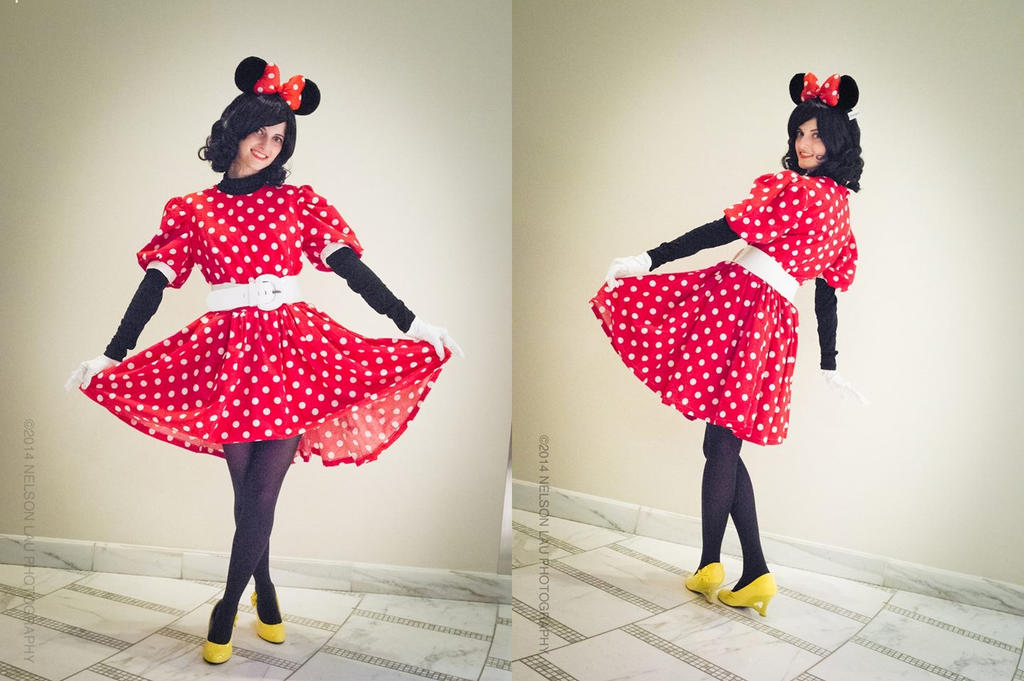 I'm just a minnie mouse by Juju-gurl
