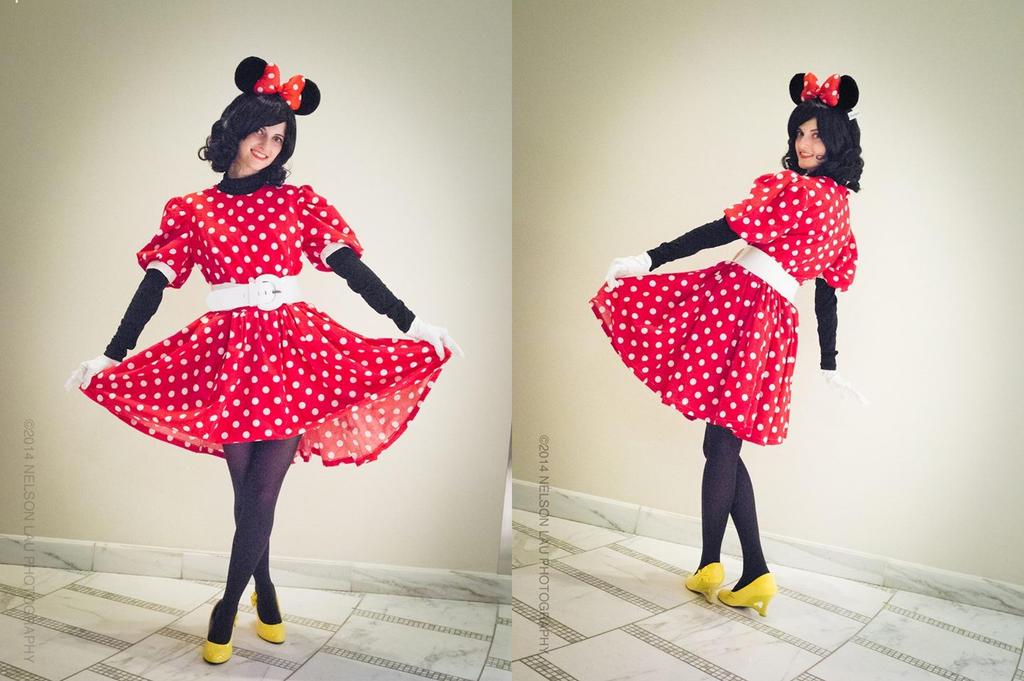 I'm just a minnie mouse by Juju-gurl