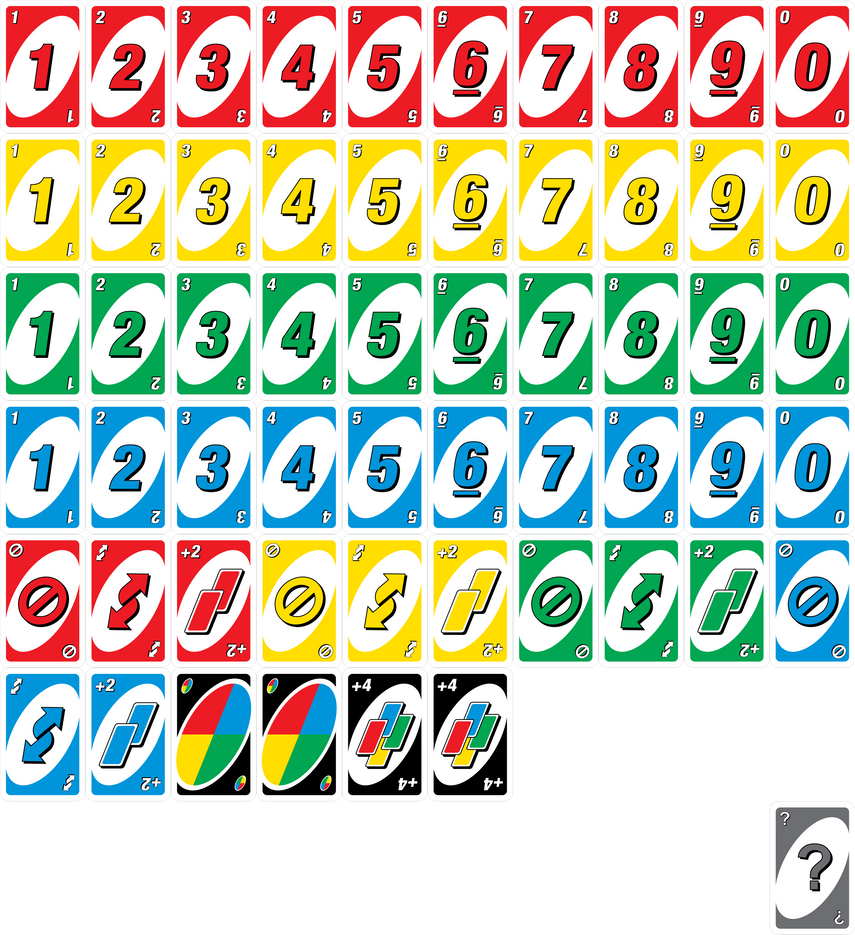Uno Card Png | www.imgkid.com - The Image Kid Has It!
