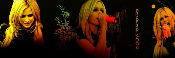 Avril Lavigne 28 Atlanta