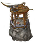 crossbow tower