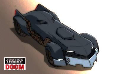 Batmobile3 by ZWYER