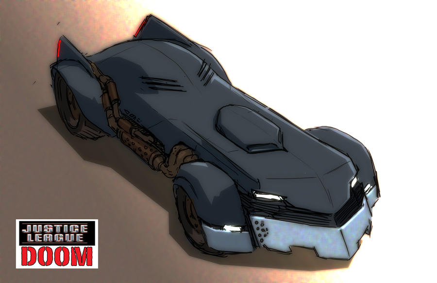 Batmobile3 by ZWYER