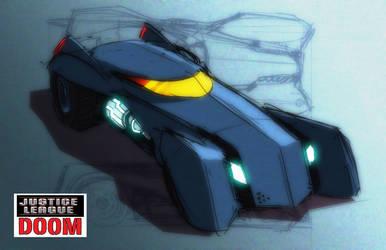 Batmobile4 by ZWYER