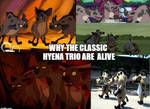 Why The Classic Trio Live!