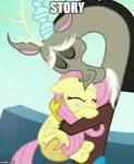 Draconequus Pony